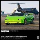 Pegassi Torero, Modalità Competizione Sete di Potere e altro su Grand Theft Auto Online