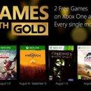 Trafugati i giochi gratuiti per gli abbonati Xbox Live Gold di agosto