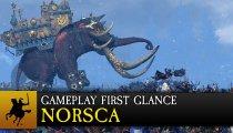 Total War: Warhammer - Il video della fazione dei Norsca