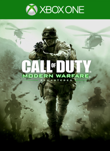 Call of Duty: Modern Warfare Remastered per Xbox One