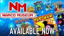 Namco Museum - Trailer di lancio per la versione Nintendo Switch