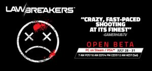 LawBreakers per PC Windows