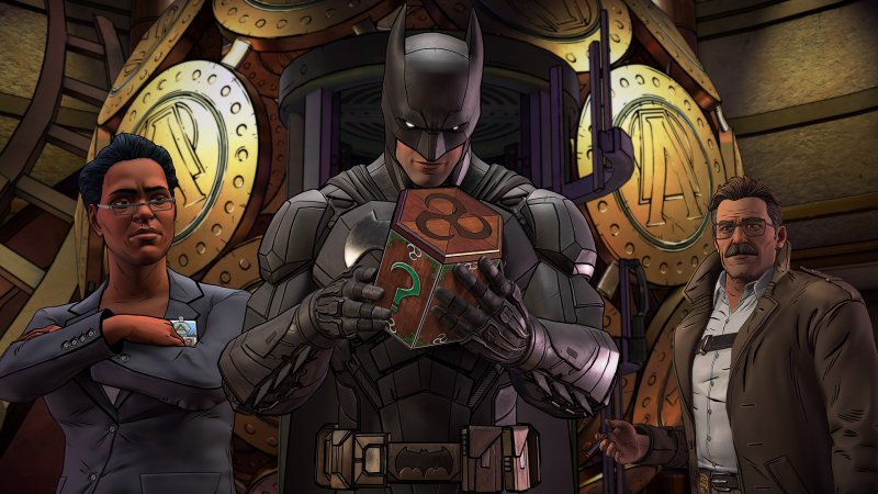 Batman: The Enemy Within: disponibile il primo episodio