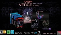 Axiom Verge: Multiverse Edition - Trailer d'annuncio
