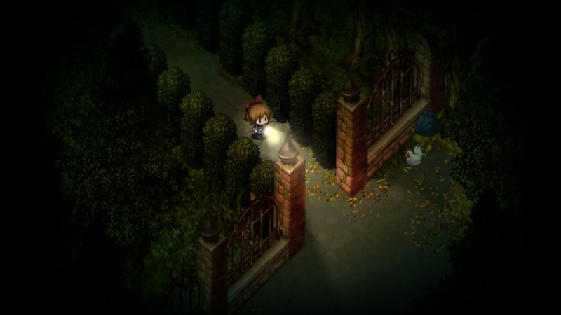Vincere la paura del buio nella recensione di Yomawari: Midnight Shadows