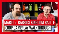 Mario + Rabbids Kingdom Battle - Video gameplay sulla modalità cooperativa