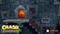Crash Bandicoot N. Sane Trilogy - Sfidati gli sviluppatori alla Stormy Ascent Time Trial