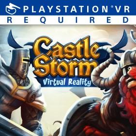 CastleStorm VR per PlayStation 4