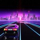 """Il racing in stile """"futuristico anni 80"""" Neon Drive è in arrivo su PC e PlayStation 4"""