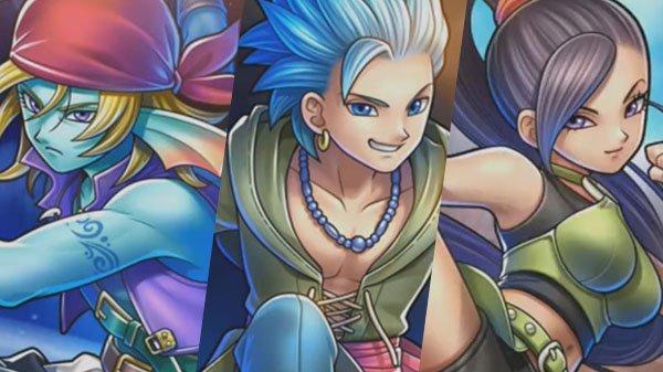 Dragon Quest Rivals: sette milioni di download nei primi ...