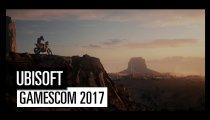 Ubisoft - Trailer della line-up alla GamesCom 2017