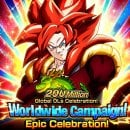 Dragon Balll Z Dokkan Battle festeggia i 200 milioni di download