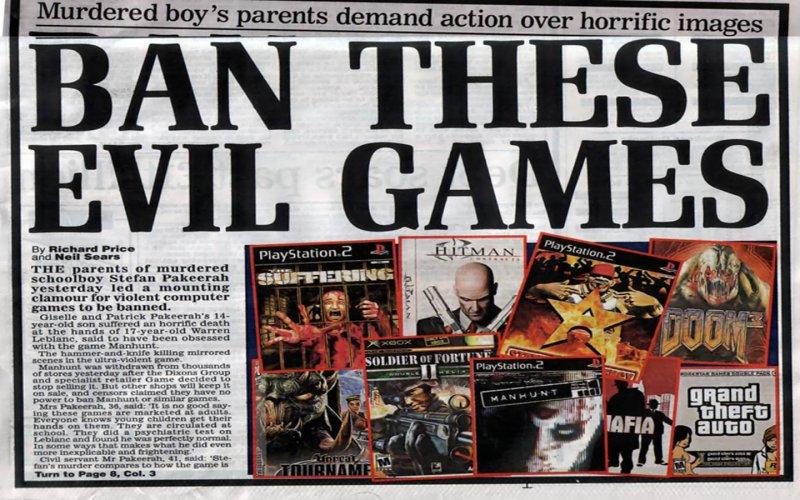 Videogame e polemiche: i dieci giochi più controversi di sempre