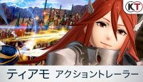 Fire Emblem Warriors - Trailer giapponese di Cordelia