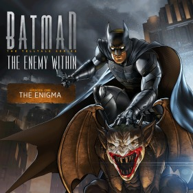 Batman: The Enemy Within - Episode 1: The Enigma per PlayStation 4