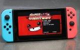 La versione Nintendo Switch di Super Meat Boy ha totalizzato numeri molto vicini a quelli dell'esordio su Xbox 360 - Notizia