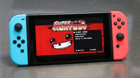 La versione Nintendo Switch di Super Meat Boy ha totalizzato numeri molto vicini a quelli dell'esordio su Xbox 360