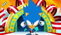 Sonic Mania - Opening cinematica