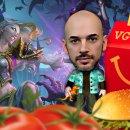 Tommaso Valentini ci porta oggi a pranzo con Hearthstone: Cavalieri del Trono di Ghiaccio