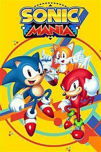 Sonic Mania per Xbox One