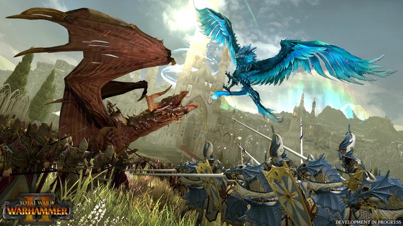 Dinosauri e topastri nella recensione di Total War: Warhammer II