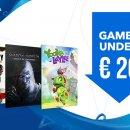 The Witcher 3, Yooka-Laylee e L'Ombra di Mordor fra i giochi a meno di 20 euro su PlayStation Store