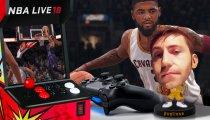 NBA Live 18 - Sala Giochi