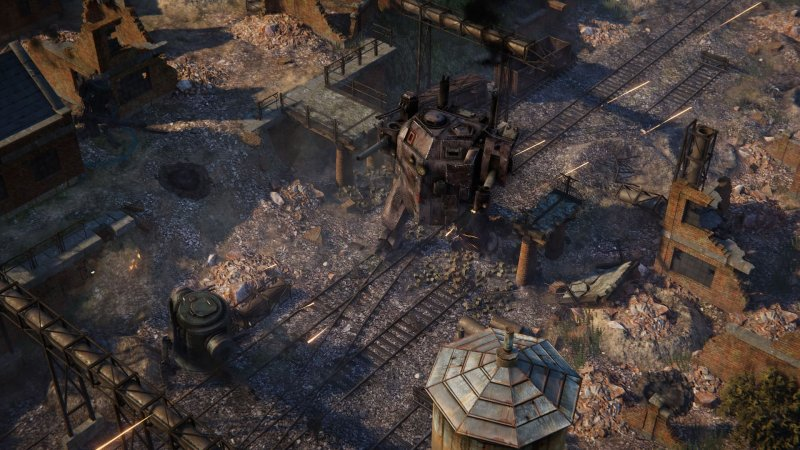Partita la campagna Kickstarter di Iron Harvest, l'interessante RTS steampunk di King Art Games