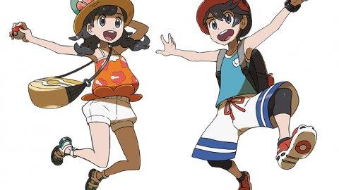 Pokémon Ultrasole e Ultraluna si abbattono sulla classifica giapponese mentre Switch continua a dominare l'hardware