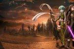 M e Fukaziroh si aggiungono al cast di Sword Art Online: Fatal Bullet con un aggiornamento gratuito