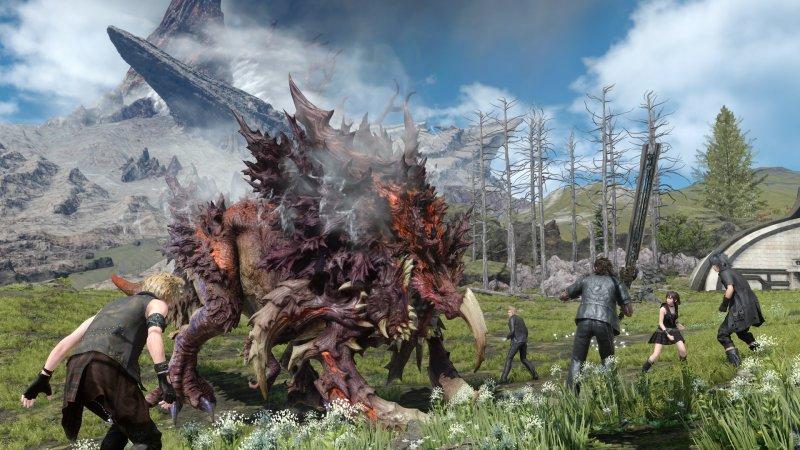 Square Enix non ha in programma di portare Final Fantasy XV su Nintendo Switch