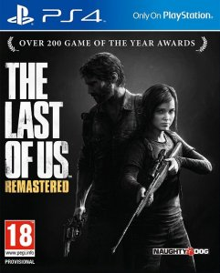 The Last of Us Remastered per PlayStation 4