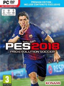 Pro Evolution Soccer 2018 (PES 2018) per PC Windows