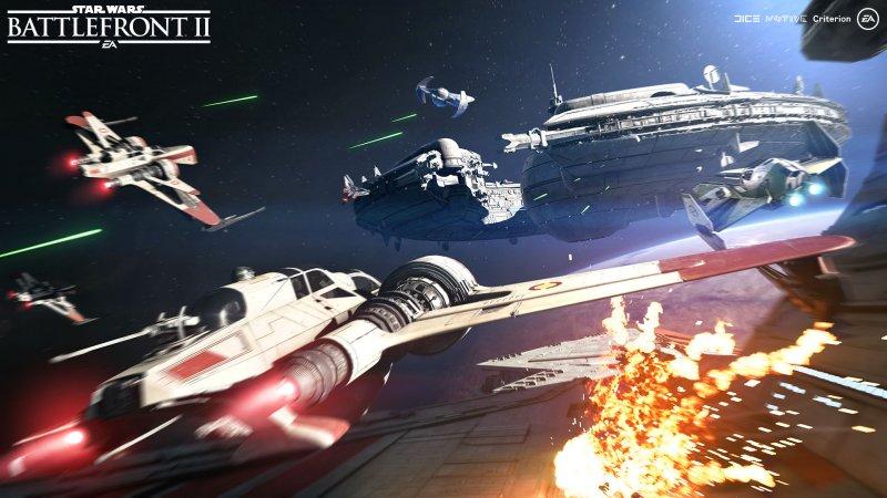 Abbiamo provato la modalità di Star Wars Battlefront II per gli amanti di Rogue Squadron