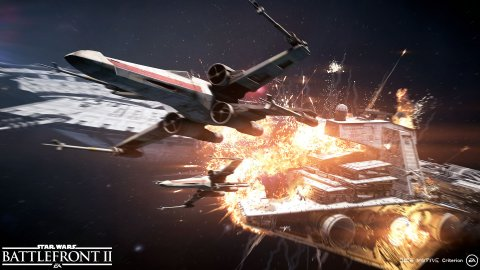 Xbox One X batte PlayStation 4 Pro nel videoconfronto di Digital Foundry su Star Wars: Battlefront II