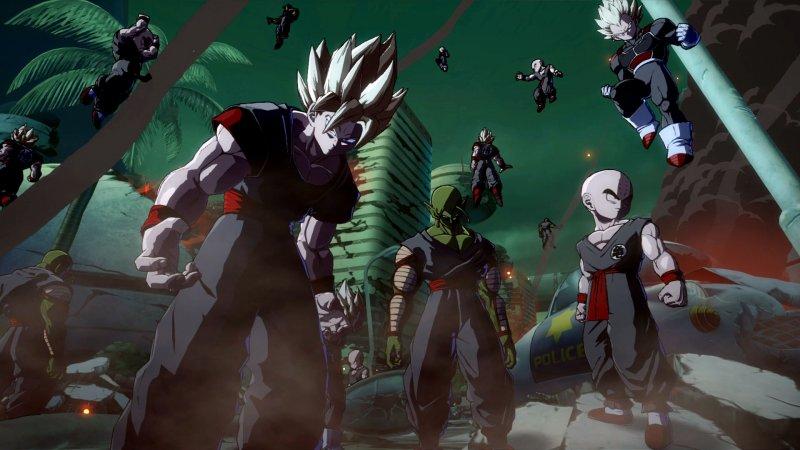 I nostri eroi preferiti di Dragon Ball FighterZ