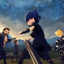 Il trailer di lancio di Final Fantasy XV Pocket Edition