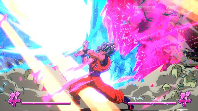 Dragon Ball Fighterz: Super Saiyagame God