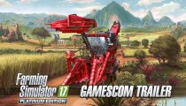 Farming Simulator 17 Platinum Edition - Trailer della Gamescom 2017