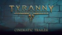 Tyranny: Bastard's Wound - Il trailer della Gamescom 2017