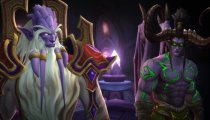 "World of Warcraft: Legion - Il video ""The Battle for Argus Begins"""