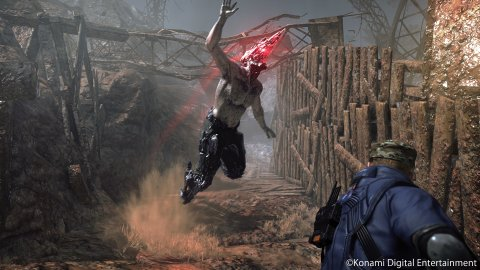Altri quindici minuti di gameplay in video per Metal Gear Survive