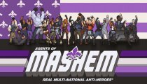 Agents of Mayhem - Video sulla progressiione dei personaggi