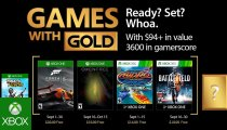 Xbox One - Trailer dei titoli Games with Gold di settembre 2017