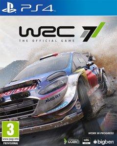 WRC 7 per PlayStation 4