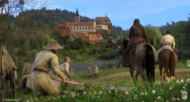 La Boemia è vicina in Kingdom Come: Deliverance