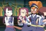 Little Witch Academia: Chamber of Time ha una data di lancio in occidente e un nuovo trailer
