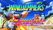 Windjammers - Trailer di lancio
