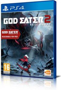 God Eater 2: Rage Burst per PlayStation 4