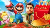 A Pranzo con Mario + Rabbids: Kingdom Battle